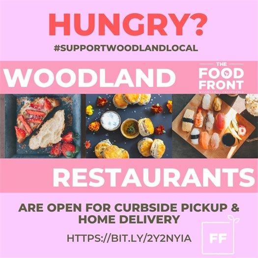 #SupportWoodlandLocal