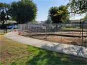Crawford Park Rain Garden Construction