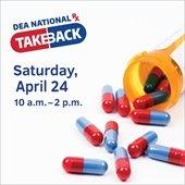 DEA National Take Back Event