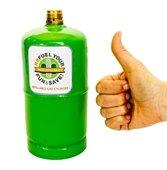 Propane thumbs up