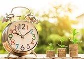 Saving Over Time (Image)