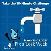Fix-a-Leak Week