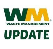 Waste Management Update