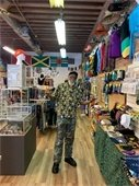 Lance Warren, owner of Crucial Vibes