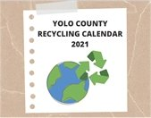Free Recycling Calendar 2021 Available