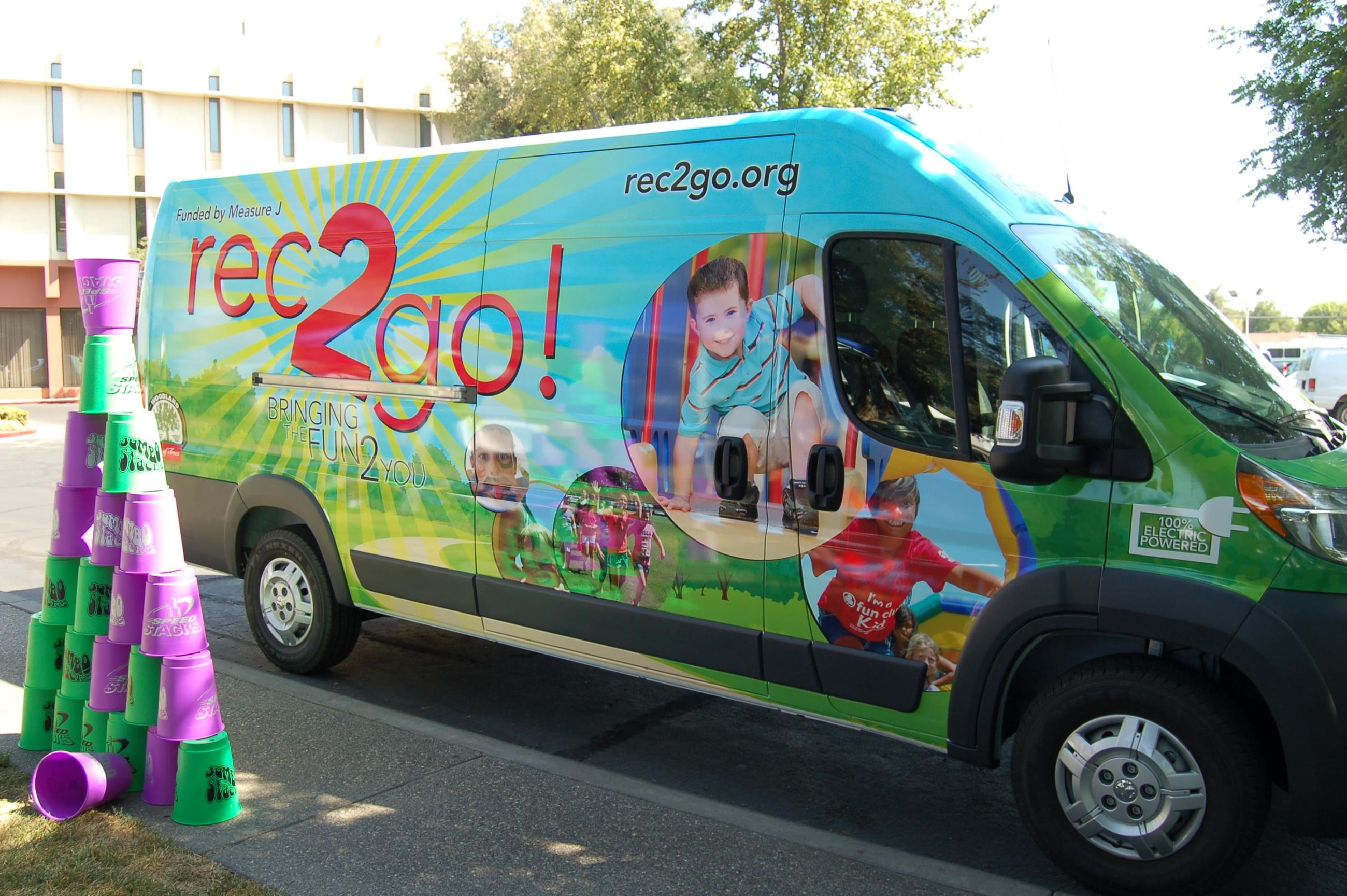 rec2go vehicle