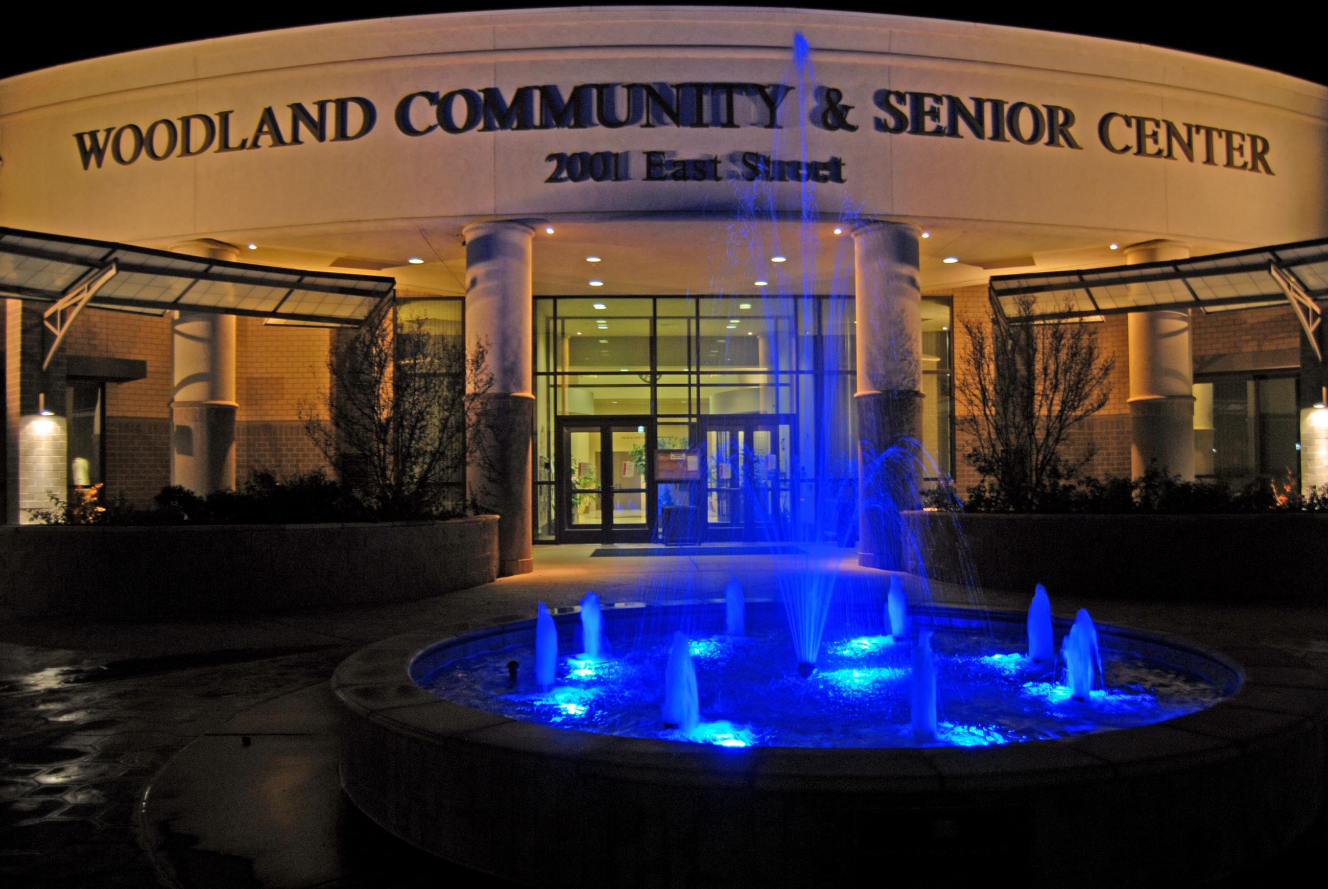 Woodland Community and Senior Center