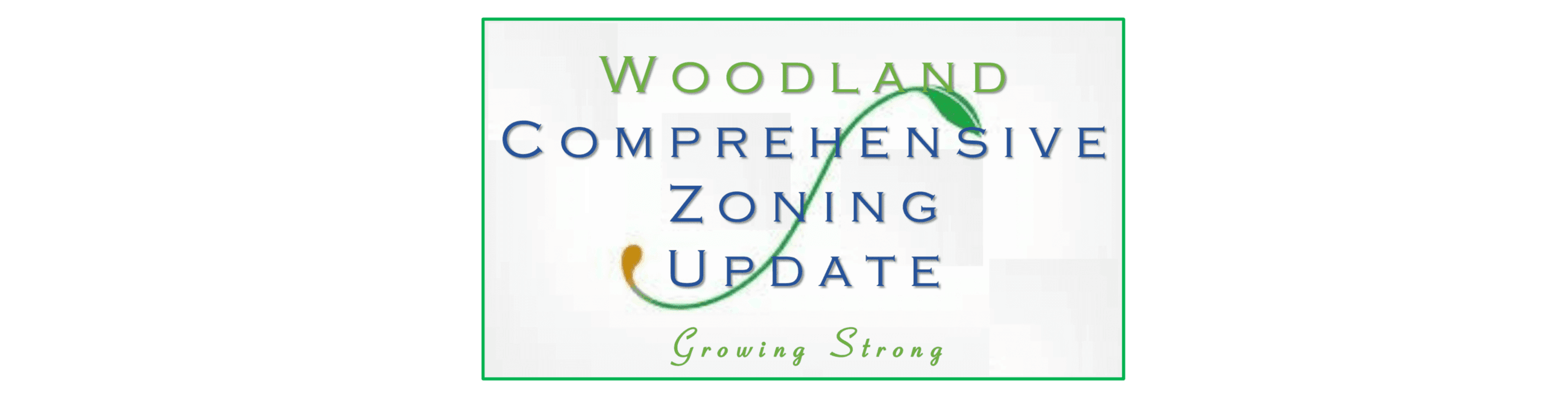 Comprehensive Zoning Update Logo PNG