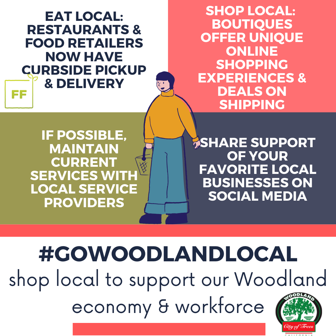 GoWoodlandLocal Graphic
