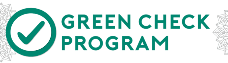 green check program Opens in new window